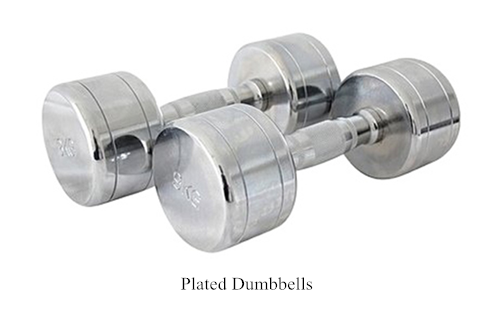 How to Pick the Right Weight for Dumbbells