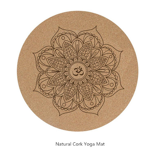 Natural Cork Yoga Mat and Why We Choose It
