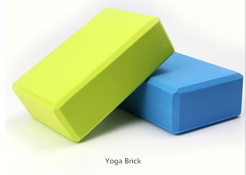 4 Moves with a Yoga Brick