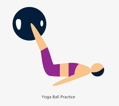 What You will Get from Keeping Yoga Ball Practice