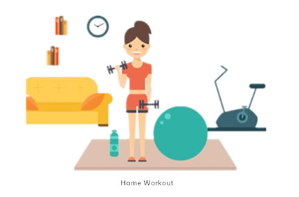 Five Stretch for Home Workout