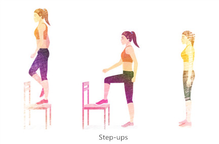 What Lower-Half Exercises Can We Do at Home Except for Squat