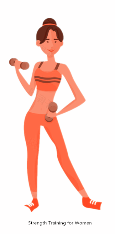 Strength Training Also Matters for Women