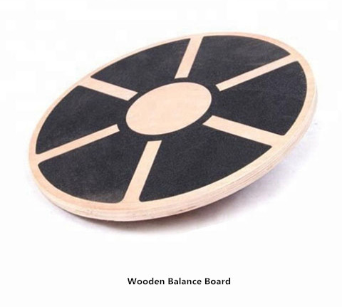 The Benefits of Working out with Balance Board