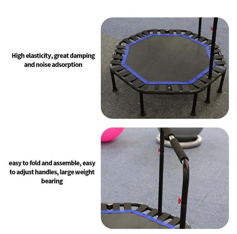 40 Inch Octagonal Trampoline