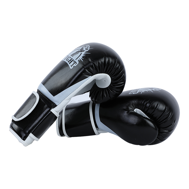 PU leather boxing glove
