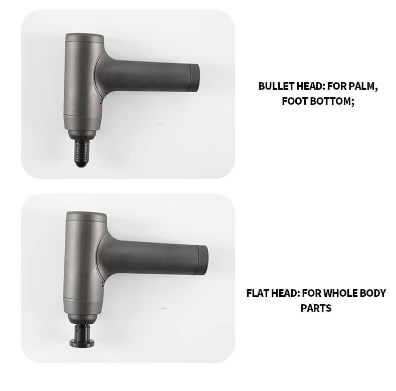 Brush Motor Fascia Gun