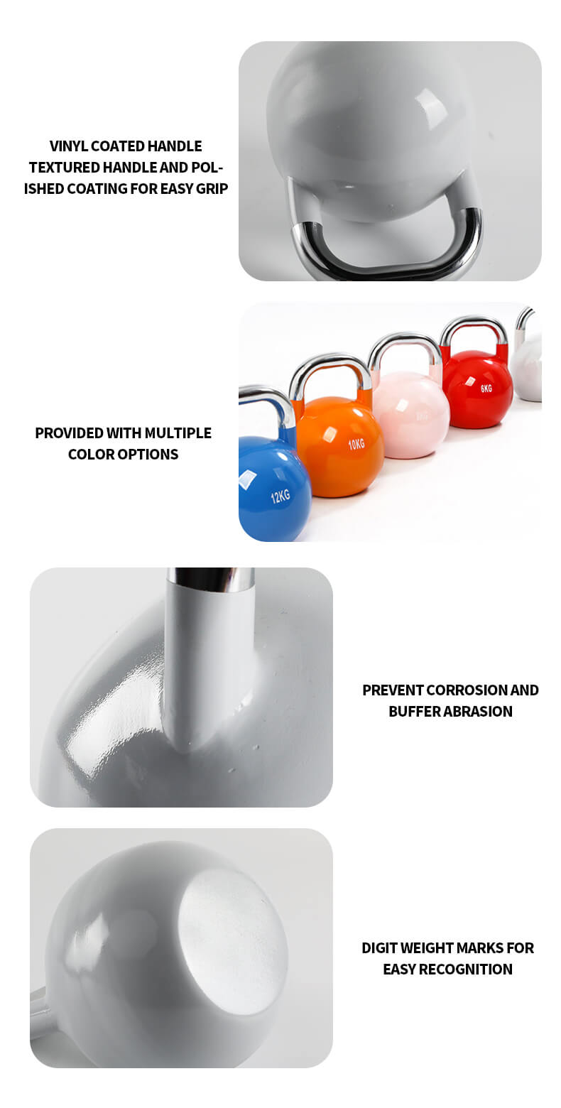 Pro Competition Kettlebell