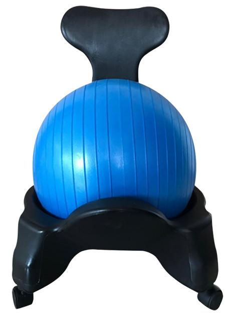 pearlescent yoga ball