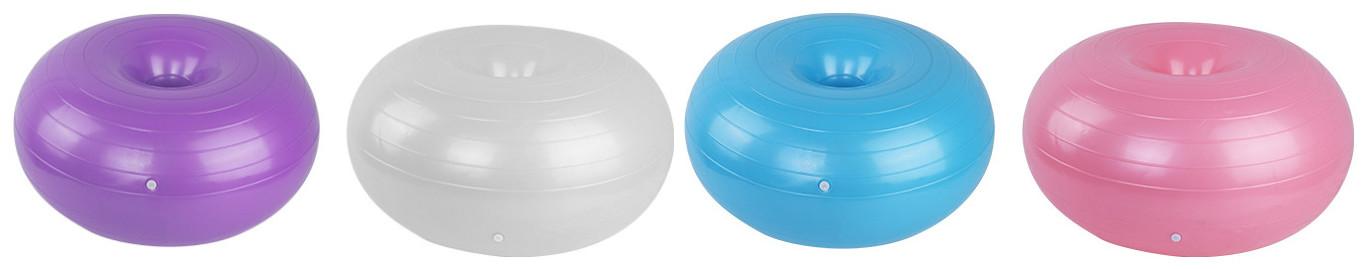 Donut yoga ball