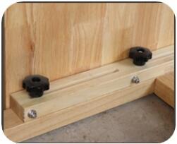 Pilates Ladder Barrel Adjustable distance