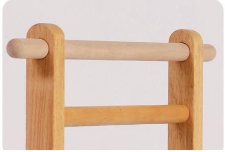 Pilates Ladder Barrel Round and smooth