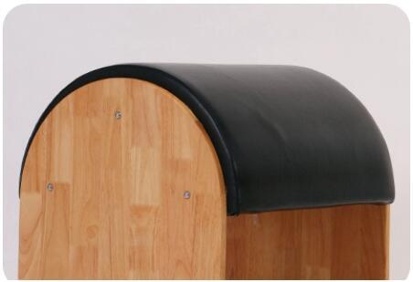 Pilates Ladder Barrel Comfortable leather