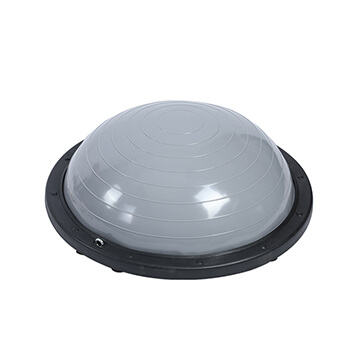 Bosu Ball with Resistance Bands