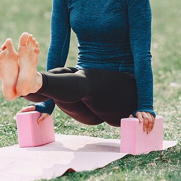 EVA Yoga Block