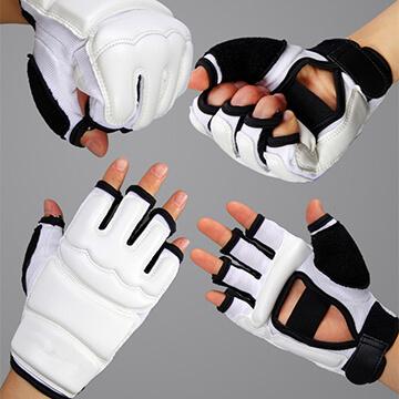 Half Fingers Boxing Gloves / Taekwondo Gloves