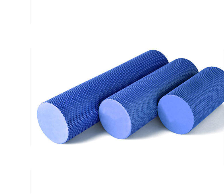 Foam Roller with 3D Rounded Corners