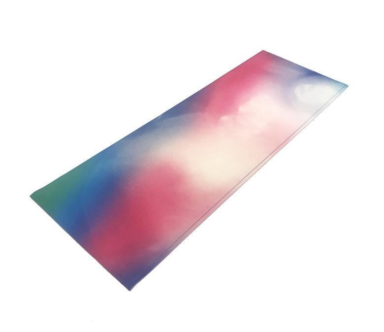 Double Color PVC Yoga Mat