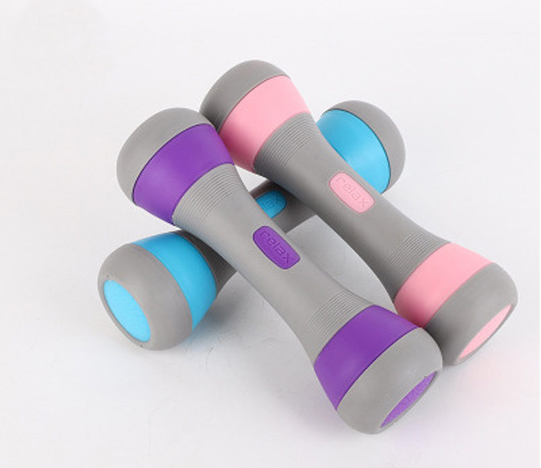 5-in-1 Adjustable Weight Dumbbell