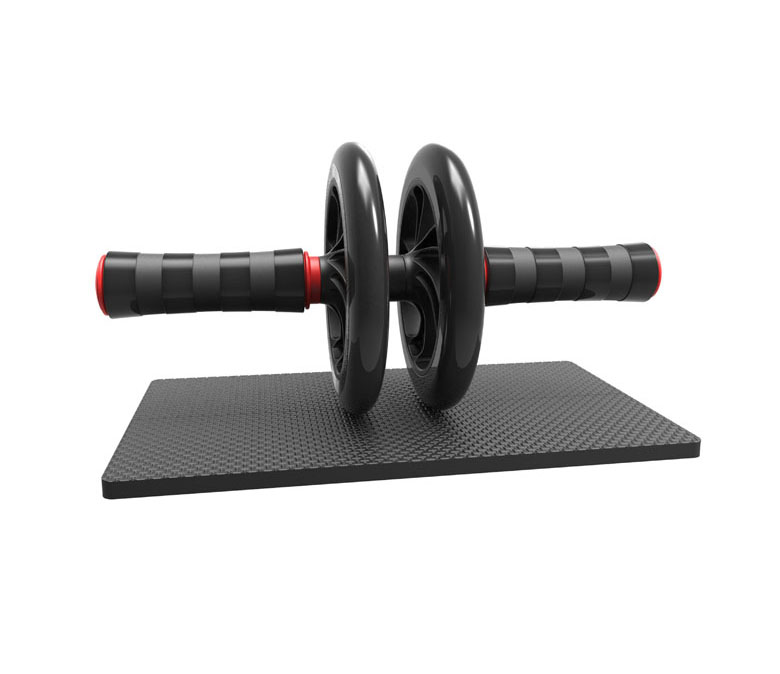 Abdominal Exercise Wheel Gym Rollers AB Roller at Home Exercise Equipment for Men and Women Core Workout