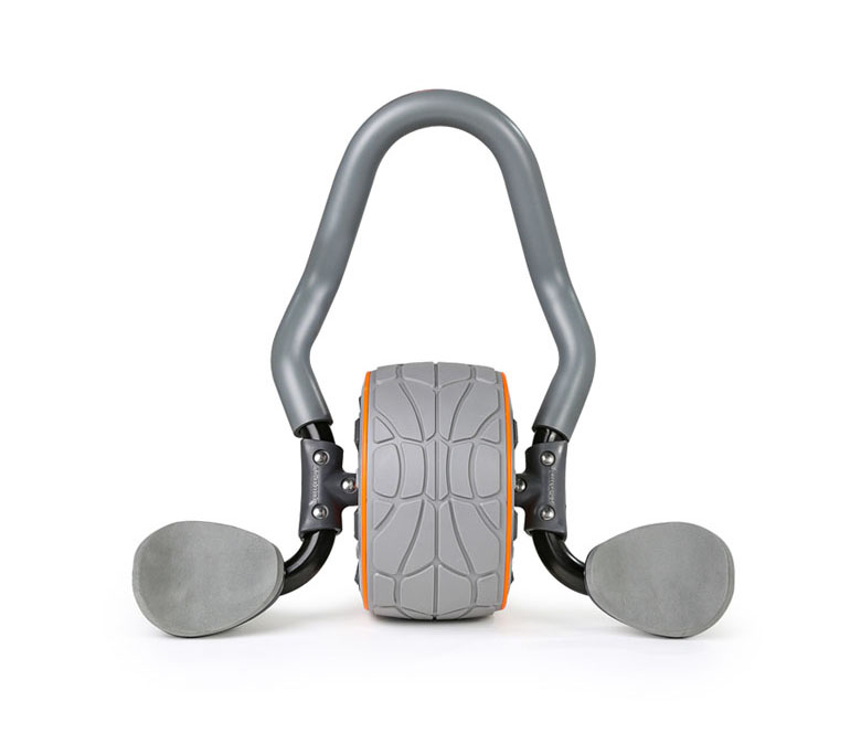 Exercise Training Muscle Kneeling Pad Custom Abdominal Wheel AB Rollers