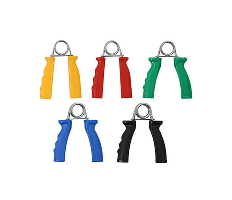 Gym Plastic Carbon Adjustable Strengthener Hand Grip