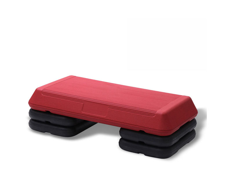 Circuit Size Height Adjustment Aerobic Step Exercise Stepper Platform with Best Price High Quality