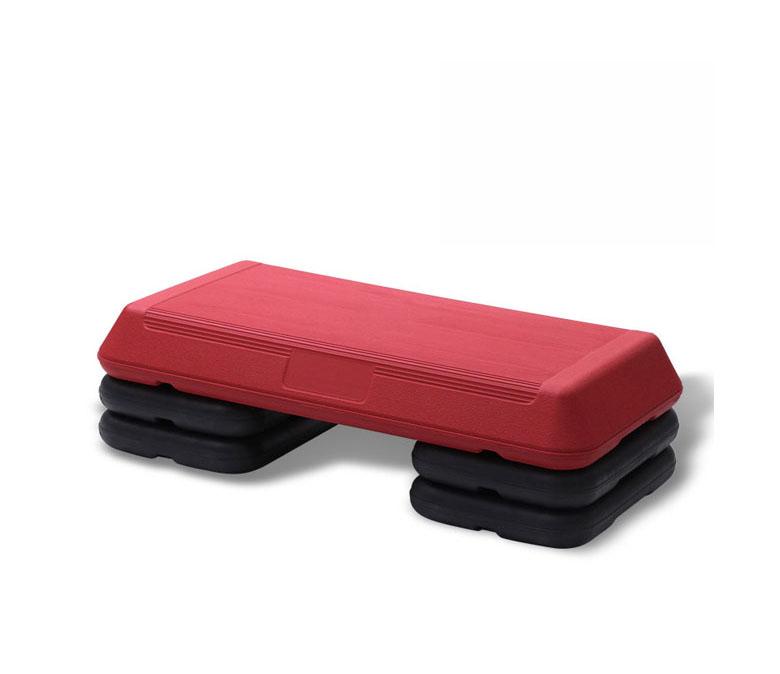 Adjustable Aerobic Step Exercise Stepper Platform