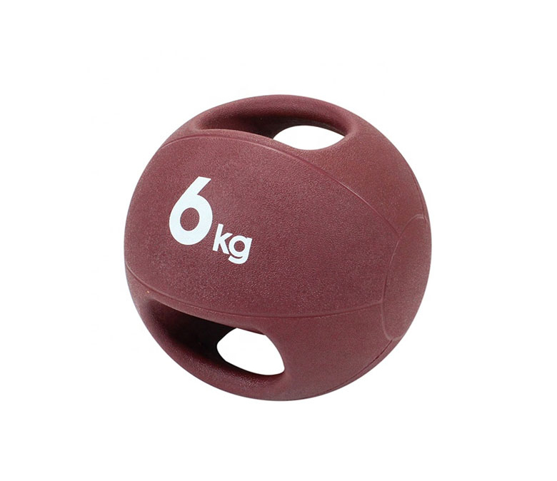 Custom Double Grip Athletics Medicine Ball for Weight Lifting