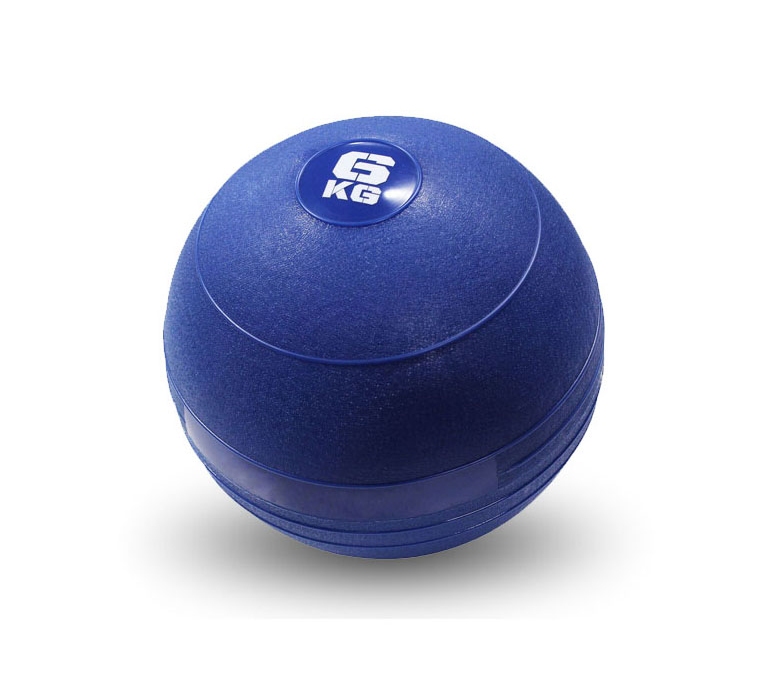 Fitness Ball PVC Stone No Bounce Slam Ball Wall Medicine Ball