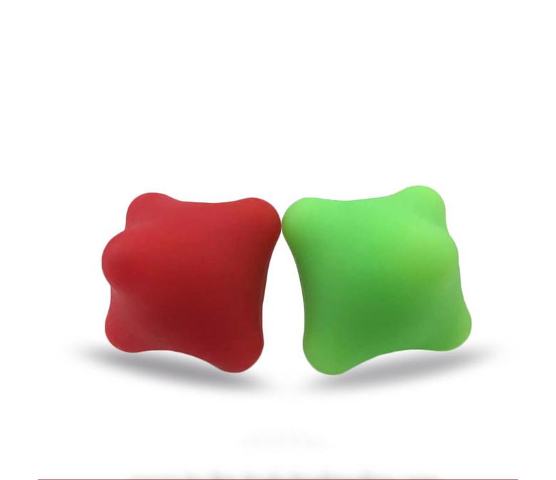 Hexagonal Silicone Massage Ball Hand Massage