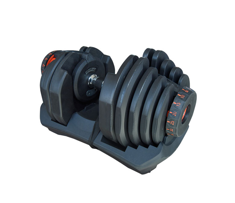 17 Weights in 1 90lbs/40kg Adjustable Dumbbell