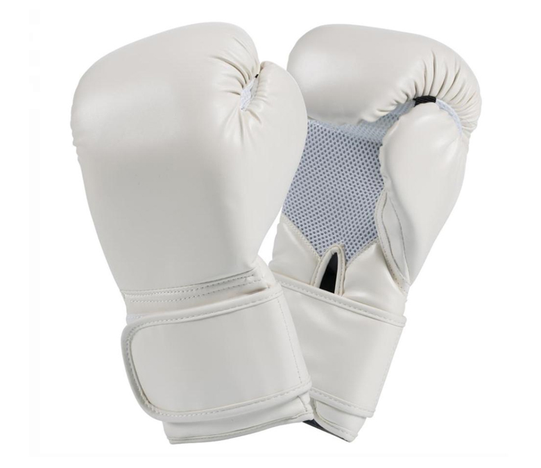 Top Quality Custom Logo Pu Boxing Gloves Boxing Gloves Punching Mma Training Lace Professional by Wavar