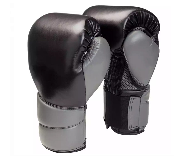 100% PU Leather Boxing Gloves for Punching Bags MMA training