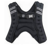 Fit Exercise Weight Vest for Running Training Vest for Weight Lifting, and Fitness Body Weight Workouts Men & Women