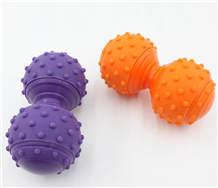 Peanut Shape Silicone Massage Ball
