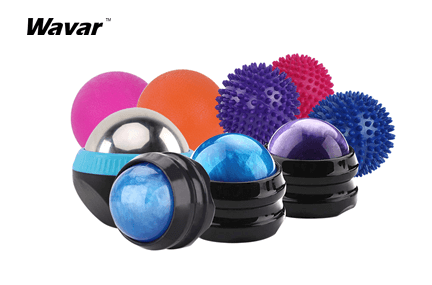 How to Choose and Use a Massage Ball