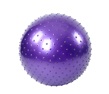 PVC Yoga Ball with Massage Points