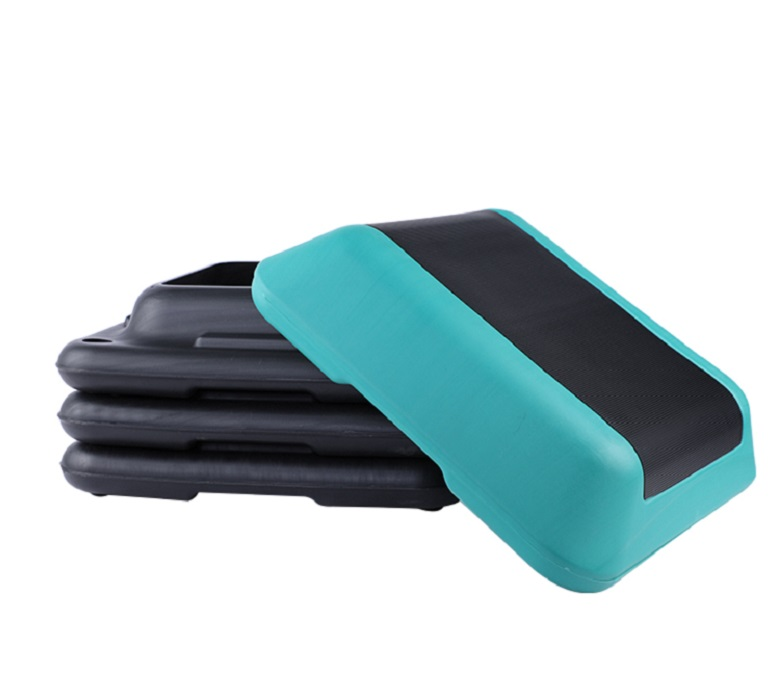 Gym Equipment Small Aerobic Exercise Step Box with Risers