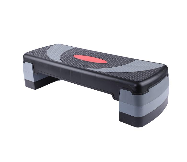 Studio Exercise Equipment Adjustable Aerobic Step Up