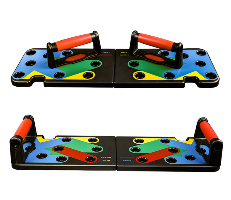 Multifunctional Pushup Board