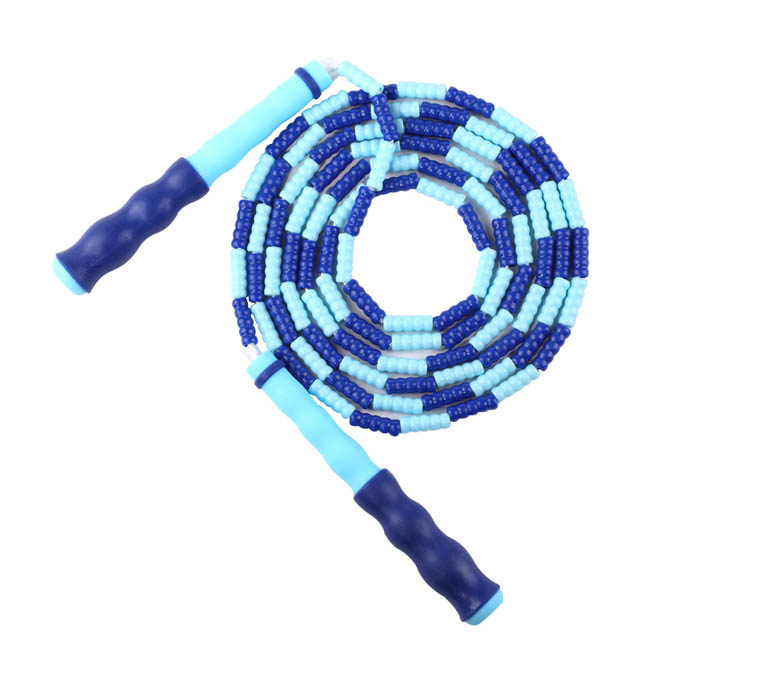 Soft Beaded Tangle Free Segmented Skipping Rope Manufacturer